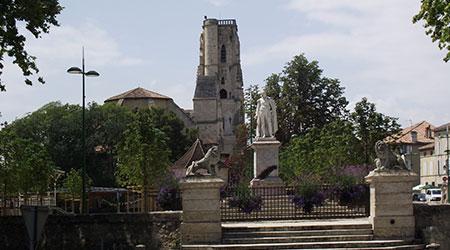 cathédrale saint gervais lectoure