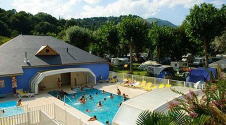 camping avec piscine luz saint sauveur