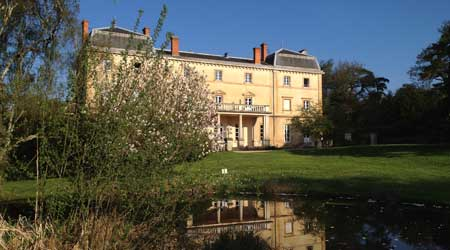 location chateau gers cazaubon