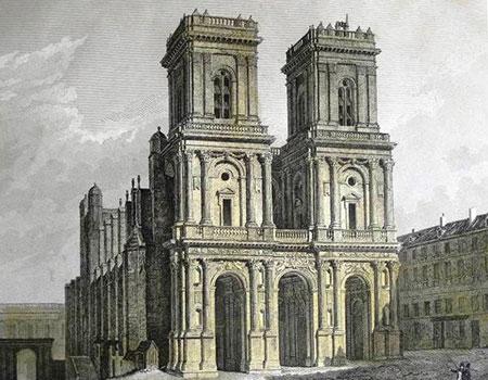 auch cathédrale de sainte marie