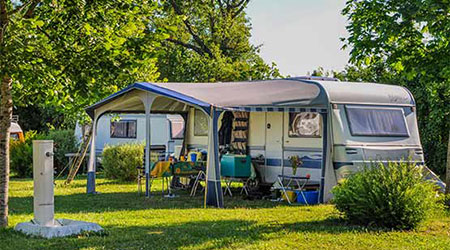 location mobil home laissac